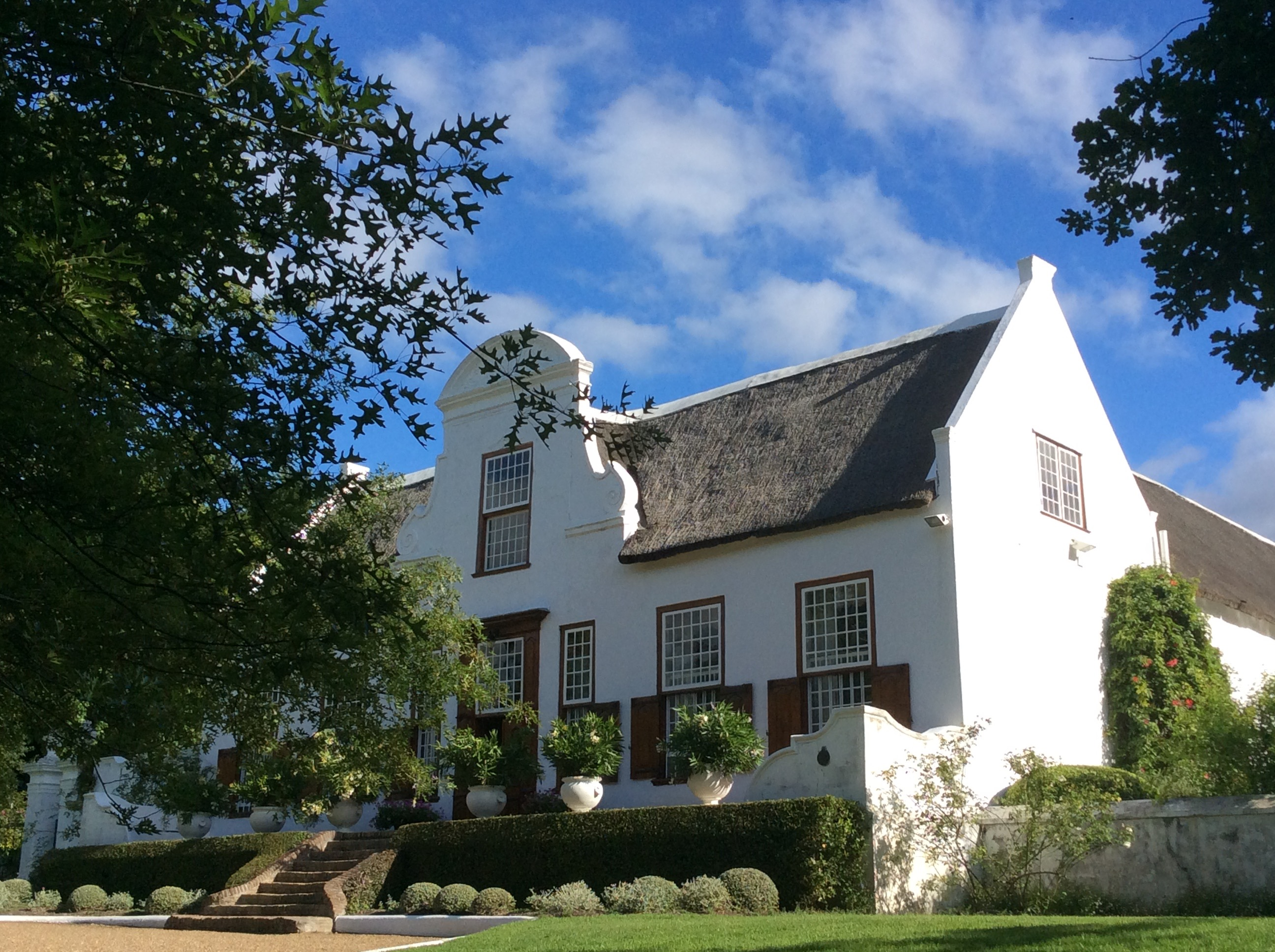Private Houses & Gardens of South Africa
