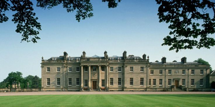 Great Classical Houses of Scotland
