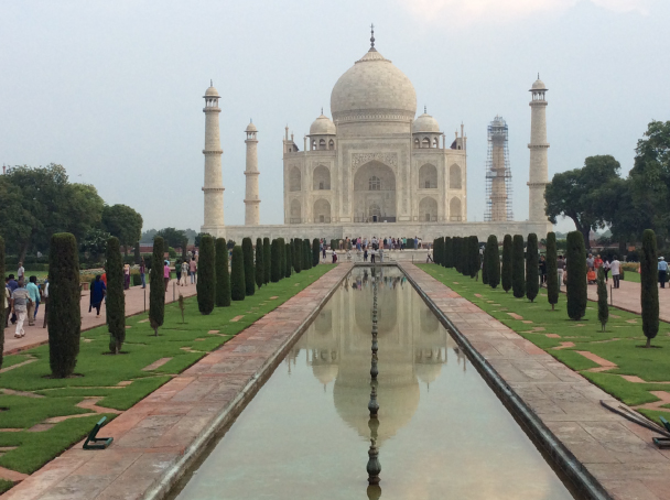 The Golden Triangle & Beyond: Agra, Jaipur and the Shekhawati Region of India