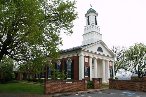 1833 St Thomas Episc Ch Orange VA