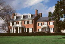 JEFFERSON'S COUNTRY: CLASSICAL CHARLOTTESVILLE & SURROUNDING COUNTIES