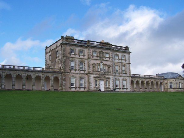 Great Country Houses & Gardens of  Northern Ireland