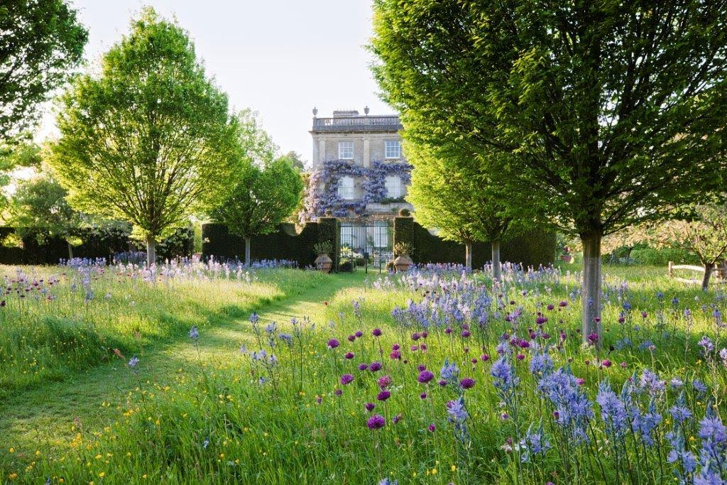 Splendid Gardens of Southern England and The Cotswolds