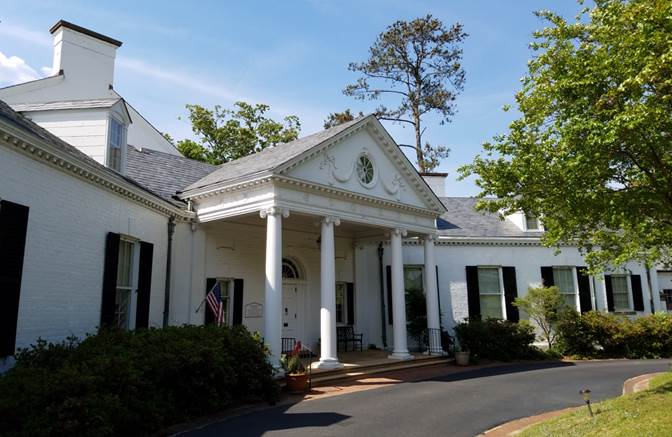Private Houses of Aiken, South Carolina