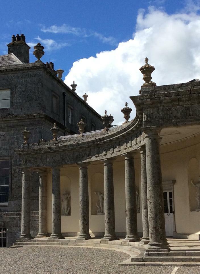 CLASSICAL ARCHITECTURE & DECORATIVE ARTS OF THE REPUBLIC OF IRELAND: BALLYFIN, DUBLIN & BEYOND