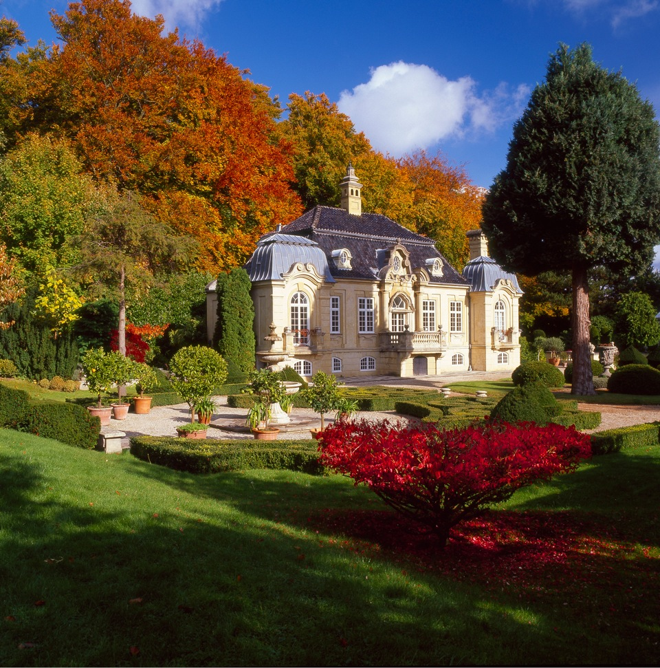 Great Houses & Gardens of Denmark