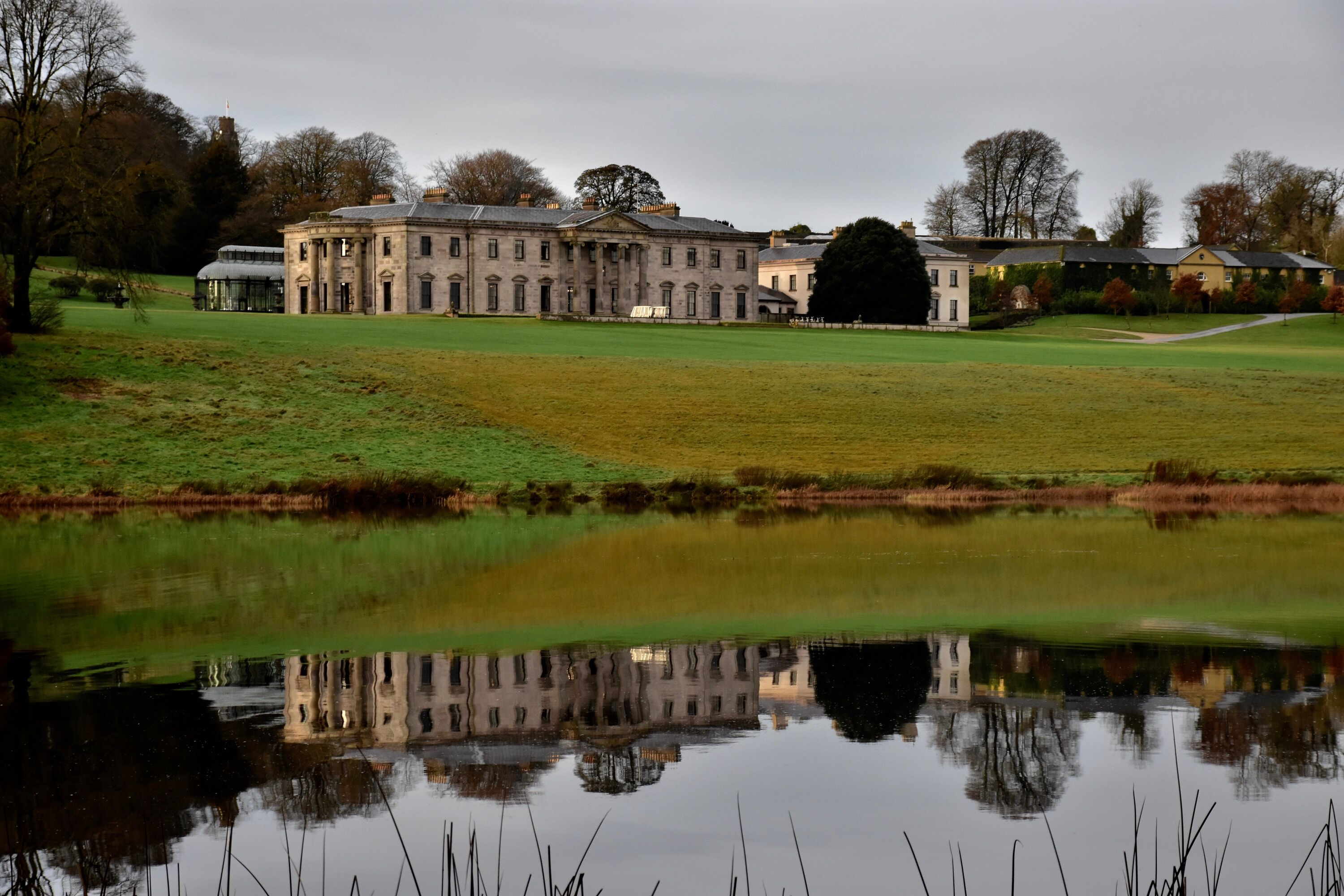 Great House of Ireland: Ballyfin & Waterford County