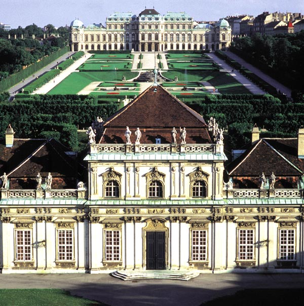 Classical Vienna: Architecture, Art & Music