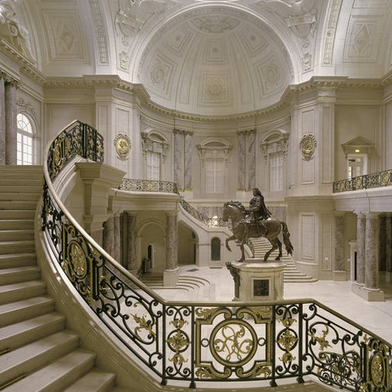Bode-Museum Lobby